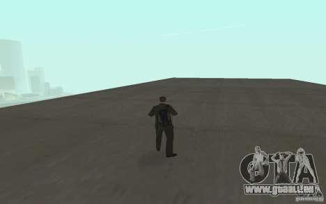 Animation de GTA IV v 2.0 pour GTA San Andreas neuvième écran