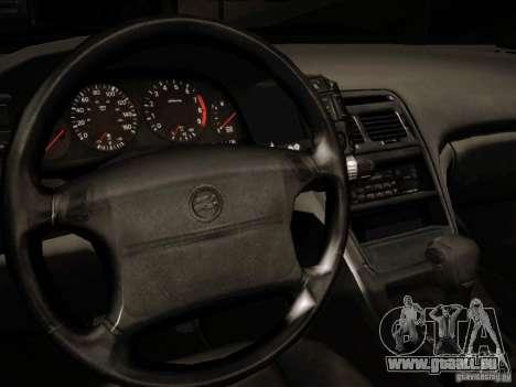 Nissan 300ZX Drift pour GTA San Andreas vue de droite