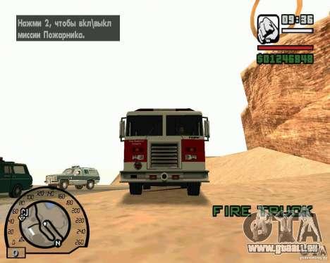 IV High Quality Lights Mod v2.2 für GTA San Andreas