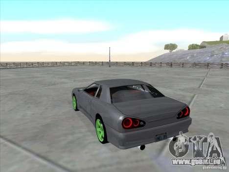Elegy Full VT v1.2 pour GTA San Andreas laissé vue