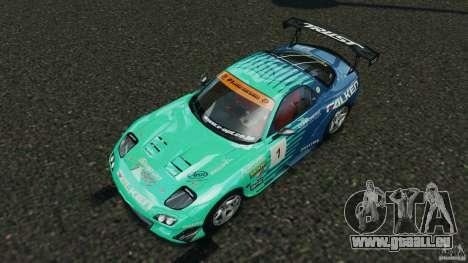 Mazda RX-7 RE-Amemiya v2 für GTA 4-Motor
