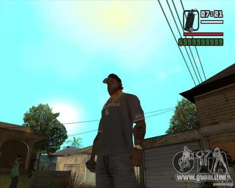 Granatapfel von Xenus 2 für GTA San Andreas zweiten Screenshot