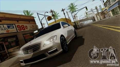 SA Beautiful Realistic Graphics 1.4 pour GTA San Andreas troisième écran