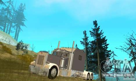Peterbilt 379 Custom Legacy für GTA San Andreas