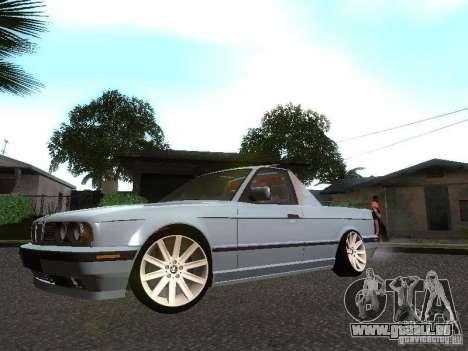 BMW E34 Pickup für GTA San Andreas