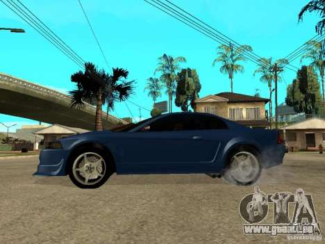 Ford Mustang Cobra R Tuneable für GTA San Andreas linke Ansicht