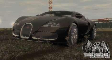 Bugatti Veyron 16.4 v3.1 für GTA 4