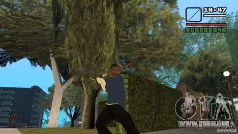 Ferraille pour GTA San Andreas troisième écran
