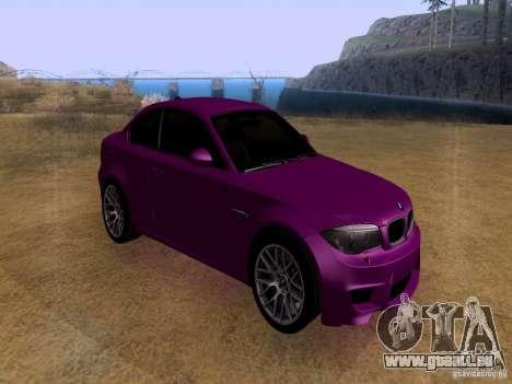 BMW 1M  2011 für GTA San Andreas