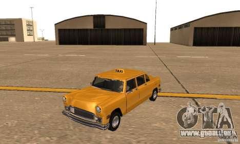 Autumn Mod v3.5Lite pour GTA San Andreas huitième écran