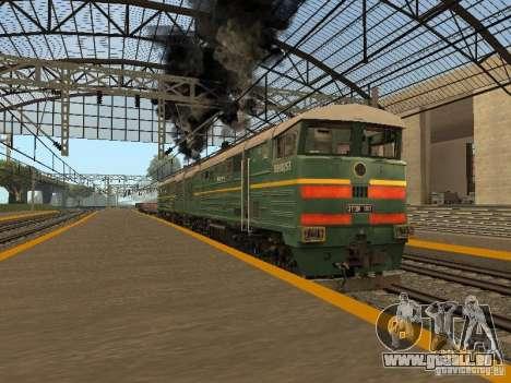 2te116 0013 pour GTA San Andreas vue arrière