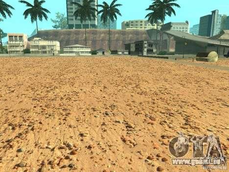 HQ Strände v2. 0 für GTA San Andreas zweiten Screenshot