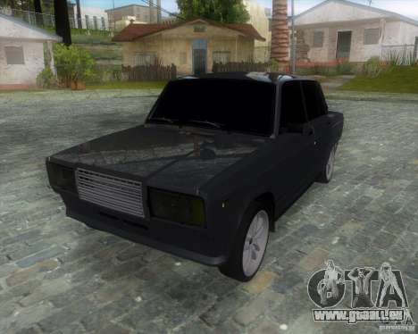 VAZ 2107 Drift Enablet Editional i3 pour GTA San Andreas