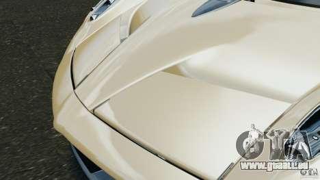 Pagani Huayra 2011 v1.0 [EPM] pour le moteur de GTA 4