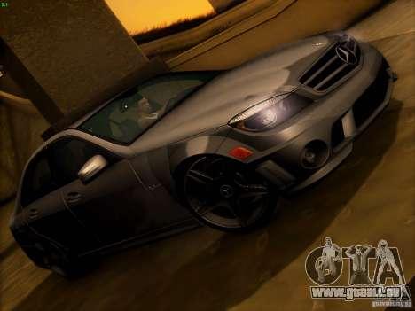 Mercedes-Benz C36 AMG für GTA San Andreas