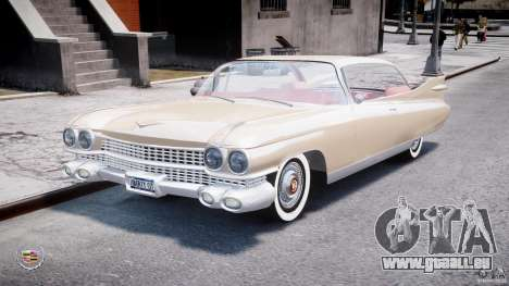 Cadillac Eldorado 1959 (Lowered) für GTA 4