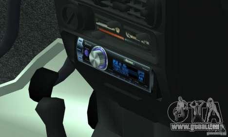 VAZ 2113 für GTA San Andreas Seitenansicht