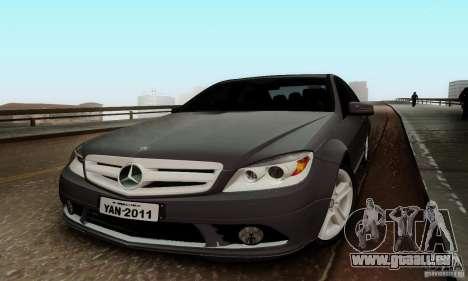 Mercedes-Benz C180 pour GTA San Andreas
