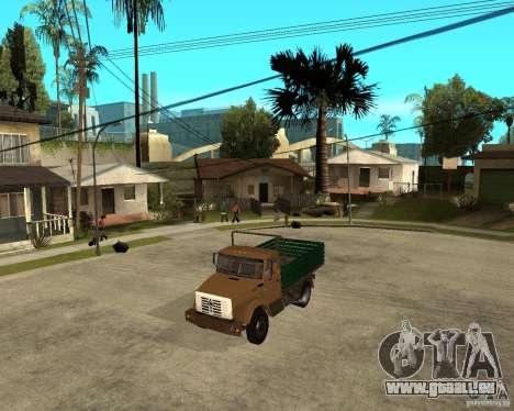 ZIL-433362 Extra Pack 1 für GTA San Andreas