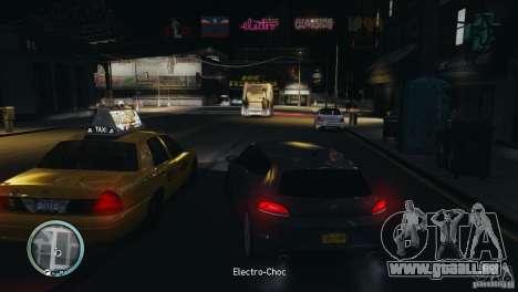 Coloured Radio HUD für GTA 4 Sekunden Bildschirm