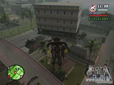 Bau der Häuser 2 für GTA San Andreas zweiten Screenshot