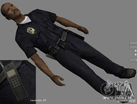 Reteksturizaciâ Zeichen für GTA San Andreas sechsten Screenshot