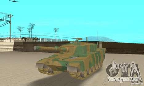 JGSDF Type90 Tank pour GTA San Andreas