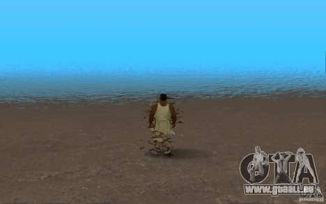 ENB Realistic Water für GTA San Andreas her Screenshot