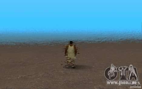 ENB Realistic Water pour GTA San Andreas quatrième écran