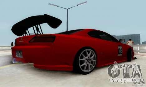 Nissan Silvia S15 Tunable pour GTA San Andreas roue
