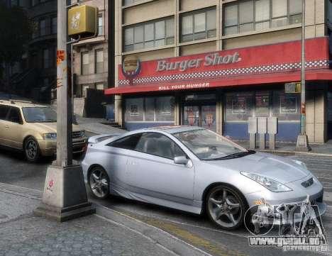 Toyota Celica pour GTA 4