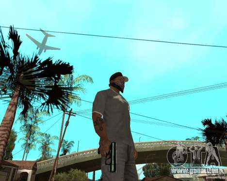 Walther cp99 pour GTA San Andreas