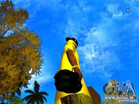 New Weapon Pack pour GTA San Andreas dixième écran