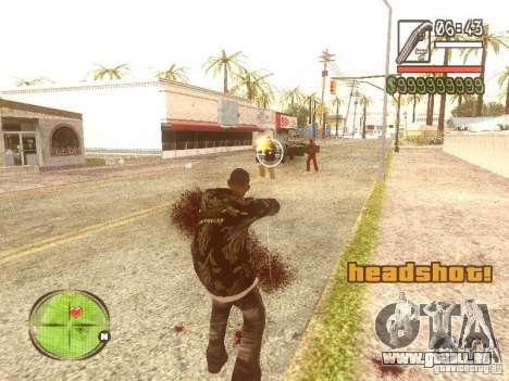 Wild Wild West pour GTA San Andreas