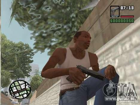 Mafia II Full Weapons Pack pour GTA San Andreas cinquième écran