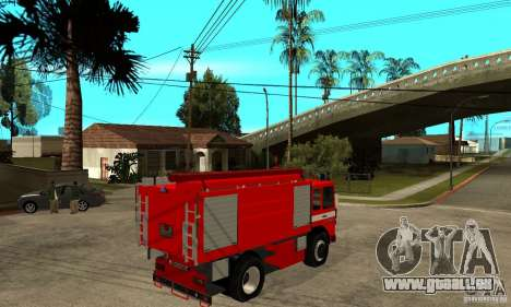Roman 8135 FA für GTA San Andreas rechten Ansicht