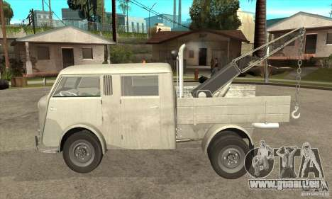 Tempo Matador 1952 Towtruck version 1.0 für GTA San Andreas linke Ansicht