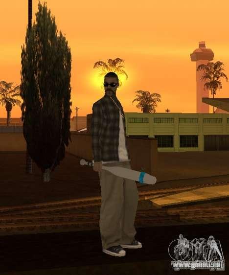 Bat El Coronos v.1.0 pour GTA San Andreas troisième écran