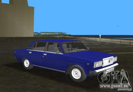 VAZ 2107 LADA Auto für GTA Vice City