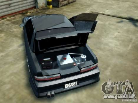 Nissan Silvia S13 pour GTA 4 est un droit