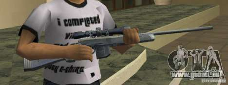 Max Payne 2 Weapons Pack v2 pour GTA Vice City