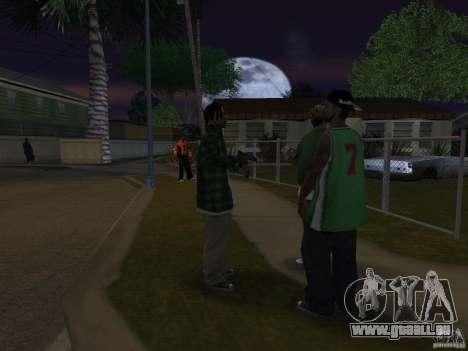 Pak version domestique armes 4 pour GTA San Andreas sixième écran