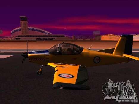 CT-4E Trainer pour GTA San Andreas sur la vue arrière gauche