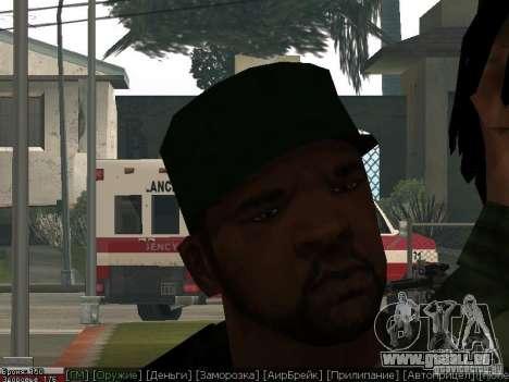 Dope pour GTA San Andreas cinquième écran