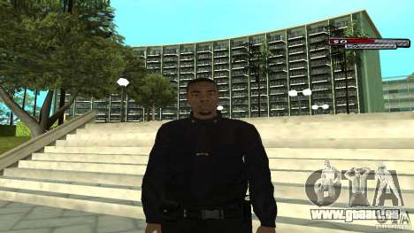 Polizist für GTA San Andreas