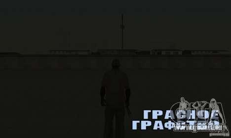 Sohranâjsâ wo immer Sie wollen für GTA San Andreas dritten Screenshot