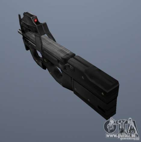 CS Guns Beta 1B für GTA San Andreas sechsten Screenshot