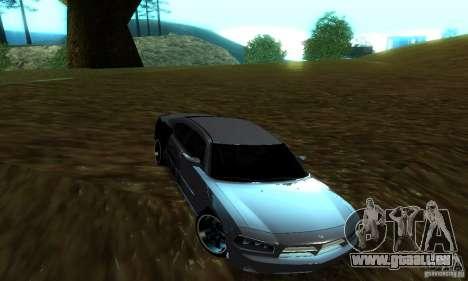 Dodge Charger SRT8 Mopar pour GTA San Andreas vue de droite