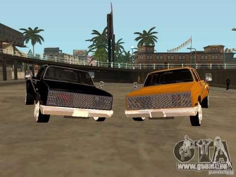 Chevrolet Silverado Lowrider für GTA San Andreas