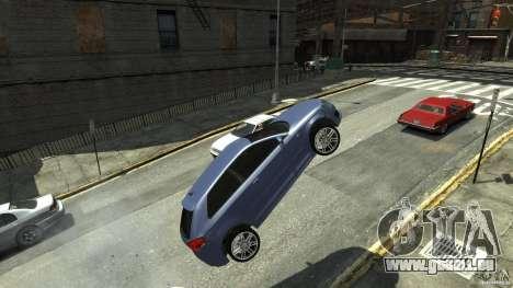 Audi S3 2006 v1.1 tonirovanaâ pour GTA 4 Vue arrière
